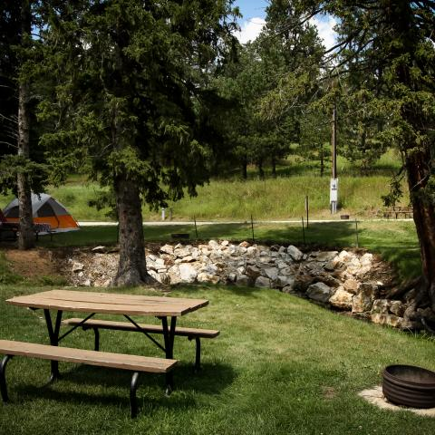 About the Campground